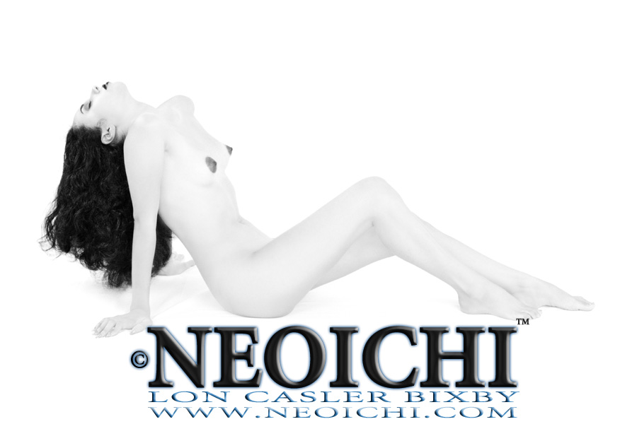 NEOICHI #186 - White Series No. 9 - Photography by Lon Casler Bixby - Copyright - All Rights Reserved - www.NEOICHI.com