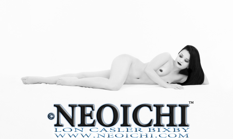 NEOICHI #222 - White Series No. 18 - Photography by Lon Casler Bixby - Copyright - All Rights Reserved - www.NEOICHI.com